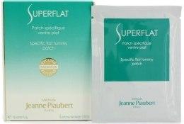 Духи, Парфюмерия, косметика Пластырь для уменьшения объемов - Methode Jeanne Piaubert Superflat Specific Flat Tummy Patch