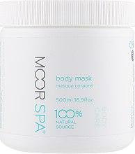 Духи, Парфюмерия, косметика Грязевая маска для тела - Moor Spa Body Mask