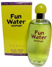 Духи, Парфюмерия, косметика De Ruy Fun Water Woman - Туалетная вода (мини)
