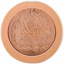 Парфумерія, косметика Бронзер для обличчя - Makeup Revolution Reloaded Powder Bronzer