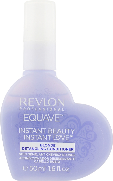 Кондиционер для блондированных волос - Revlon Professional Equave 2 Phase Blonde Detangling Conditioner