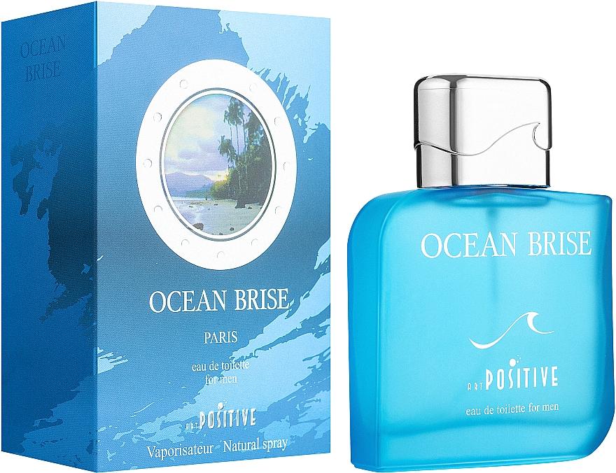 Positive Parfum Ocean Brise - Туалетна вода — фото N2