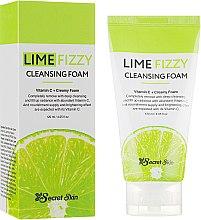 Духи, Парфюмерия, косметика Очищающая пенка - Secret Skin Lime Fizzy Cleansing Foam