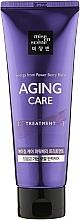 Духи, Парфюмерия, косметика Маска для здоровья и блеска волос - Mise En Scene Aging Care Treatment
