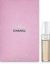 Духи, Парфюмерия, косметика Chanel Chance - Туалетная вода (пробник)