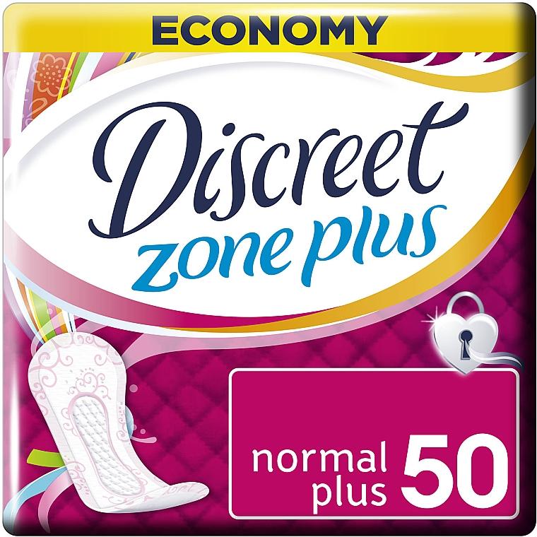 Ежедневные гигиенические прокладки Normal Plus, 50 шт. - Discreet