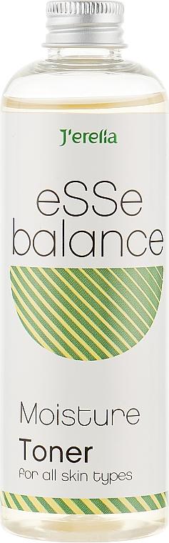 Тонер увлажняющий для всех типов кожи - J'erelia Esse Balance Moisture Toner