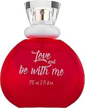 Духи, Парфюмерия, косметика Andre L'arom It`s Your Choice Love And Be With Me - Парфюмированная вода