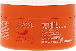 Духи, Парфюмерия, косметика Маска для волос - H.Zone Murumuru Intensive Mask Oil