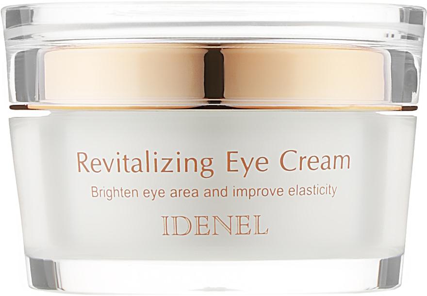Крем для придания упругости и устранения морщин кожи вокруг глаз - Idenel Revitalizing Eye Cream