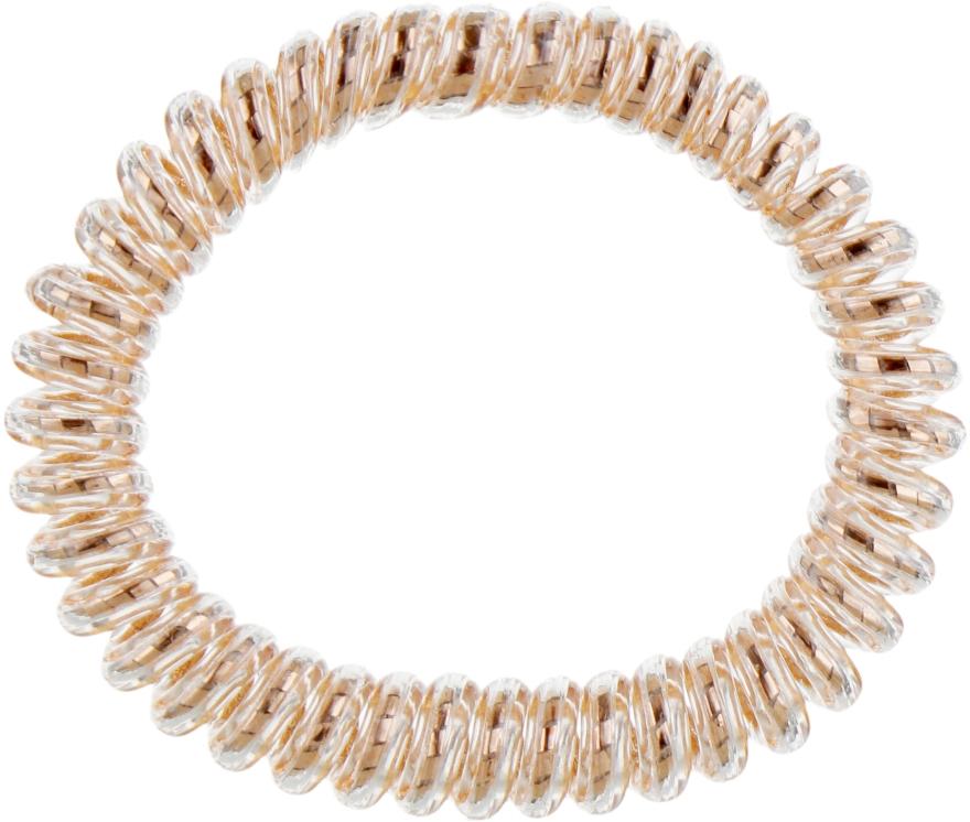 Резинка-браслет для волос - Invisibobble Slim Bronze Me Pretty