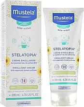 Духи, Парфюмерия, косметика Крем для сухой и атопической кожи - Mustela Stelatopia Emollient Cream With Sunflower