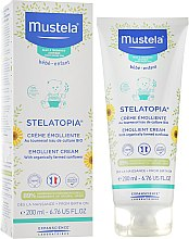Парфумерія, косметика Крем для сухої та атопічної шкіри - Mustela Stelatopia Emollient Cream With Sunflower