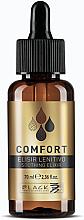 """Духи, Парфюмерия, косметика Эликсирная сыворотка """"Комфорт"""" - Black Professional Line Comfort Soothing Elixir"""