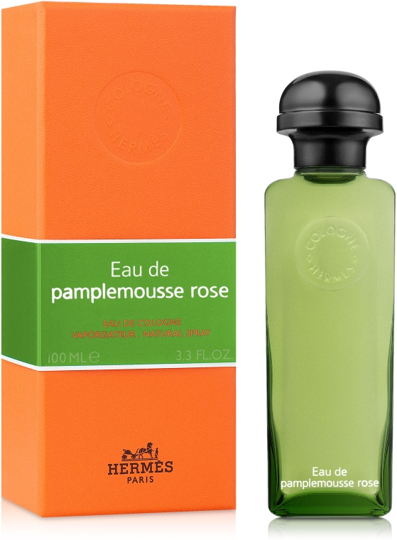 Hermes Eau de Pamplemousse Rose - Одеколон
