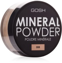 Духи, Парфюмерия, косметика Минеральная пудра - Gosh Mineral Powder