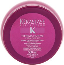 Маска для окрашенных и мелированных волос - Kerastase Chroma Captive Masque — фото N5