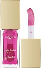 Духи, Парфюмерия, косметика Масло-блеск для губ - Clarins Instant Light Lip Comfort Oil