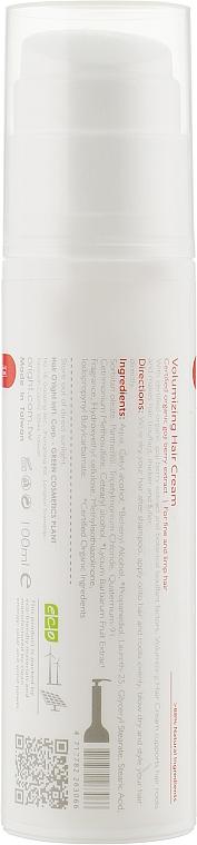 Відновлюючий крем для пошкодженого волосся - O right Goji Berry Revitalizing Hair Cream — фото N2