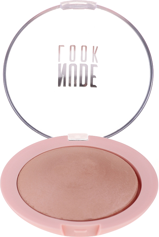 Пудра для лица - Golden Rose Nude Look Sheer Baked Powder
