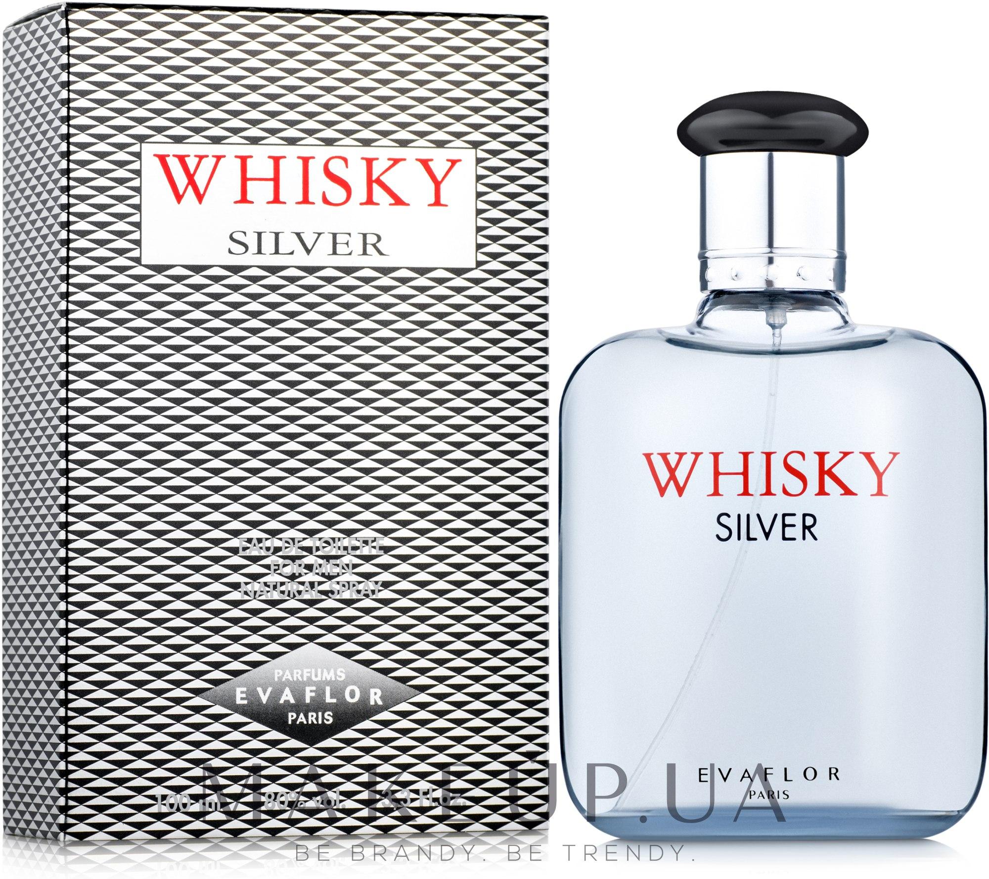 По ВодаКупить Цене Лучшей Туалетная Whisky Украине Silver В MakeupEvaflor Oyv0w8Nmn