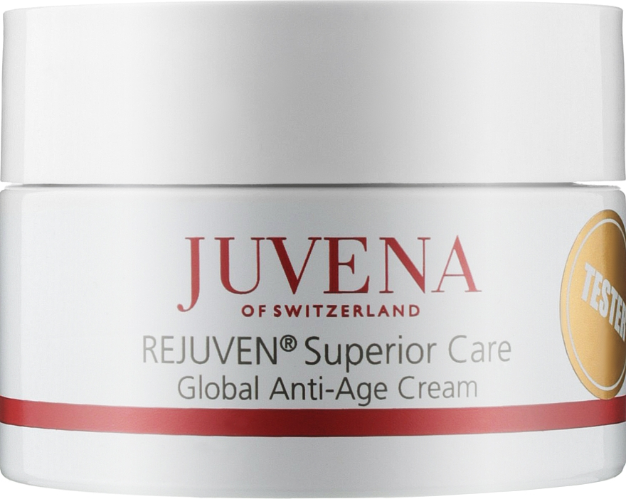 Комплексный антивозрастной крем для лица - Juvena Rejuven Men Global Anti-Age Cream (тестер)