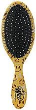 Духи, Парфюмерия, косметика Расческа для распутывания узелков, желтая - Wet Brush Happy Hair