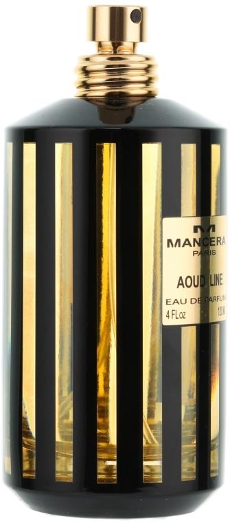 Mancera Aoud Line - Парфумована вода (тестер без кришечки) — фото N2