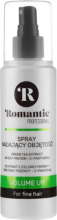 Спрей для объема волос - Romantic Professional