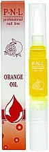 Духи, Парфюмерия, косметика Масло для кутикулы апельсиновое в карандаше - PNL Treatment Cuticle Orange Oil