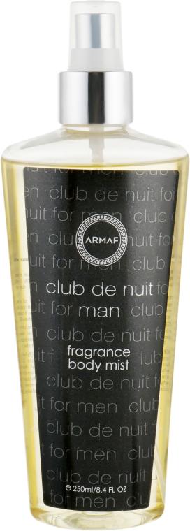 Armaf Club De Nuit Man - Парфюмированный спрей для тела
