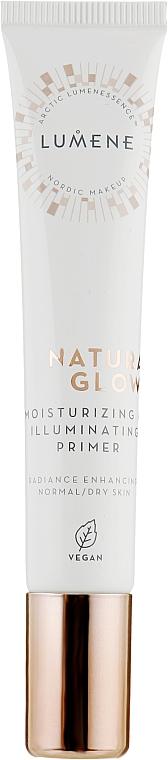 Увлажняющий праймер для лица - Lumene Natural Glow Primer
