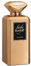 Духи, Парфюмерия, косметика Korloff Paris Korloff Lady Intense - Парфюмированная вода (тестер с крышечкой)
