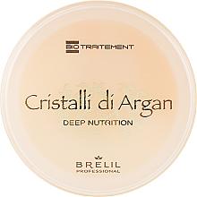 Духи, Парфюмерия, косметика Маска для глубокого восстановления с маслом Аргании и Алоэ - Brelil Bio Traitement Cristalli d'Argan Mask Deep Nutrition