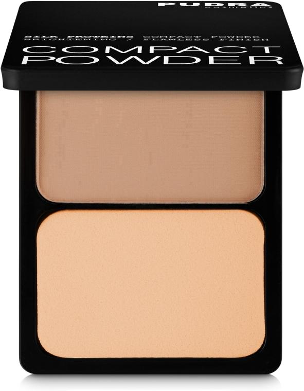 Пудра для лица - Pudra Cosmetics Compact Powder