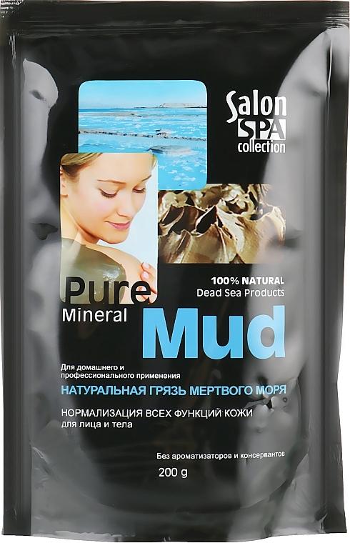 """Натуральная грязь """"Мертвого моря"""" - Salon Professional SPA collection"""