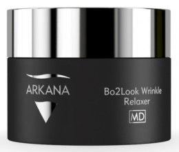 Духи, Парфюмерия, косметика Крем против морщин с биомиметическим нейропептидом - Arkana Bo2Look Wrinkle Relaxer