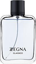 Духи, Парфюмерия, косметика Ermenegildo Zegna Z Zegna Classico - Туалетная вода