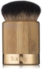 Духи, Парфюмерия, косметика Кисть для пудры - Tarte Cosmetics Airbuki Bamboo Powder Foundation Brush