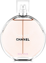 Парфумерія, косметика Chanel Chance Eau Vive - Туалетна вода
