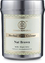 Духи, Парфюмерия, косметика Аюрведическая краска для волос на основе хны - Khadi Natural Herbal Hair Colour