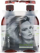 Духи, Парфюмерия, косметика Набор - Saryna Key Volume Lift Shampoo and Conditioner Duo Pack (shm/500ml + cond/500ml)