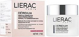 Духи, Парфюмерия, косметика Увлажняющий крем от морщин - Lierac Deridium Wrinkle Correction Moisturising Cream