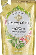 Духи, Парфюмерия, косметика Кондиционер для оздоровления волос и кожи головы - Cocopalm Luxury Spa Resort Natural Treatment (дой-пак)