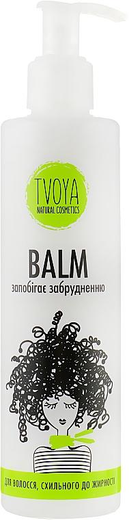 Бальзам для жирных волос - J'erelia Tvoya Hair Balm