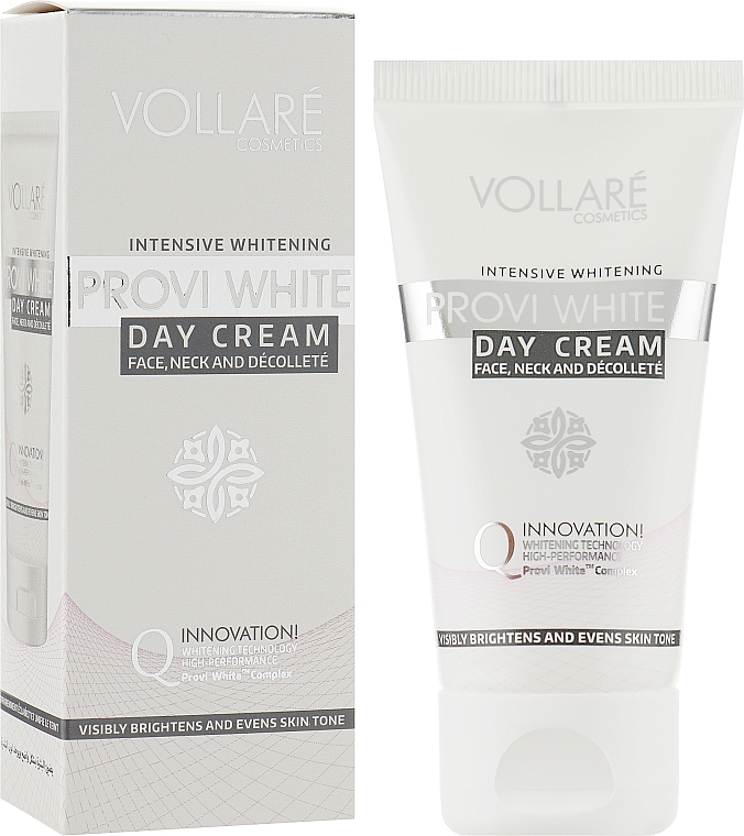 Интенсивно отбеливающий дневной крем - Verona Laboratories Provi White Intensive Whitening Day Cream