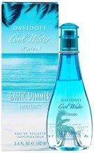 Духи, Парфюмерия, косметика Davidoff Cool Water Exotic Summer - Туалетная вода