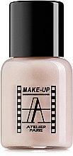 Духи, Парфюмерия, косметика Водоустойчивый тон-флюид - Make-Up Atelier Paris Waterproof Liquid Foundation (мини)