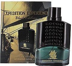 Духи, Парфюмерия, косметика Georges Mezotti Expedition Experience Black Edition - Туалетная вода