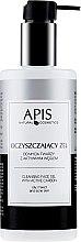 Духи, Парфюмерия, косметика Очищающий гель для умывания с углем - APIS Professional Cleansing Gel